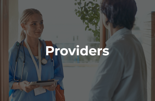 We work hard to recruit exceptional providers so we are confident our patients care is in the best hands.