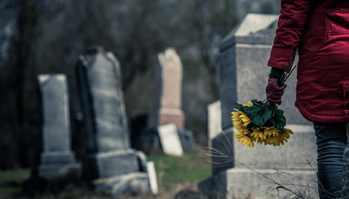 Dealing With Grief an The Loss of a Loved One